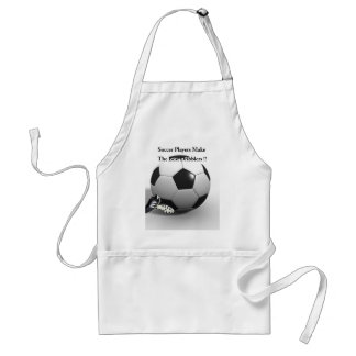 Soccer_Player_Dribble,_Funny_ Standard Apron