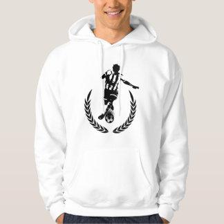 Soccer Player Fashion Hoodie