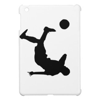soccer player iPad mini cover