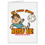 Soccer Players Cards