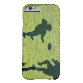 Soccer players doing drills. barely there iPhone 6 case