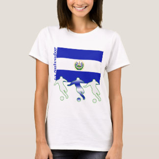Soccer Players - El Salvador T-Shirt