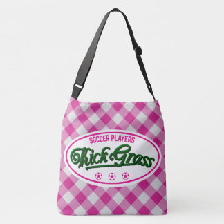 Soccer Players Kickgrass All Over Print Bag