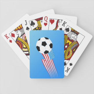 Soccer Playing Cards