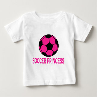 soccer princess baby T-Shirt