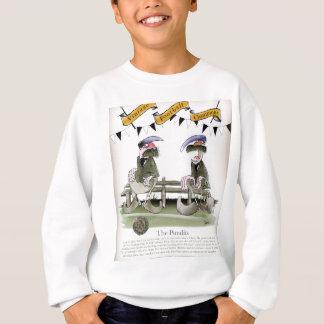 soccer pundits sweatshirt