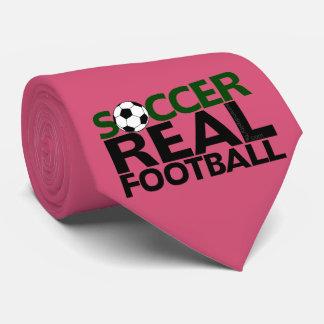 Soccer=Real Football Tie
