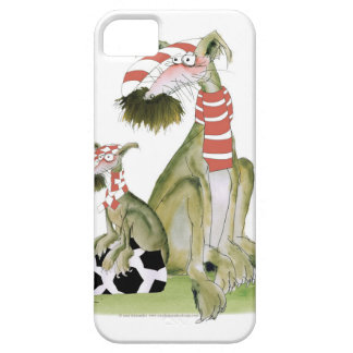 soccer reds, like father like son iPhone 5 cases