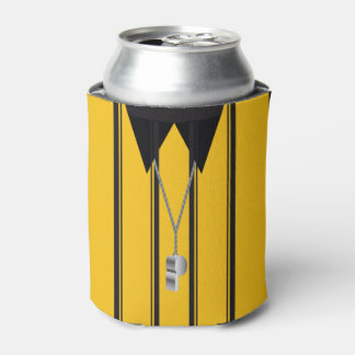 Soccer Ref Can Cooler