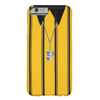 Soccer Ref iPhone 6/6S Barely There Case