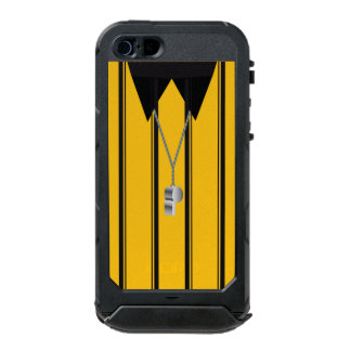Soccer Ref iPhone SE/5/5S Incipio ATLAS ID Case Incipio ATLAS ID™ iPhone 5 Case