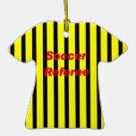 Soccer Referee Ornament