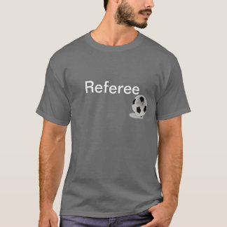 Soccer Referee T-Shirt