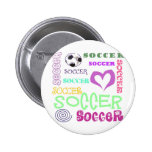 Soccer Repeating Badges