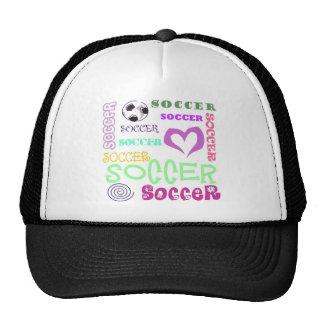 Soccer Repeating Cap