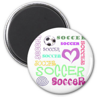 Soccer Repeating Magnet
