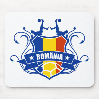 soccer ROMANIA Mauspad