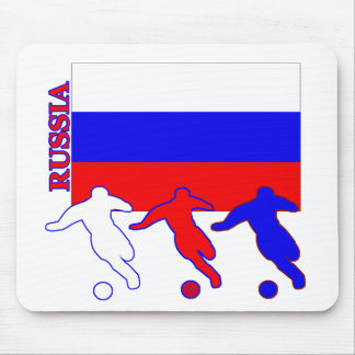 Soccer Russia Mouse Pads
