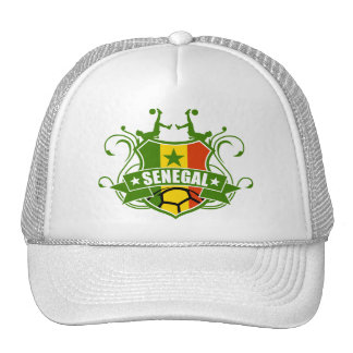 soccer_SENEGAL Mesh Hats