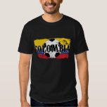 Soccer Shirt - Colombia