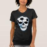 Soccer Skull Shirts