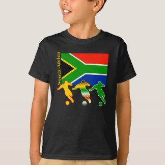 Soccer South Africa Dark T-shirt