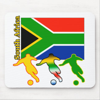 Soccer South Africa Mouse Mat