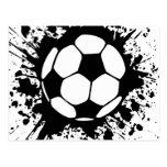 soccer splat.