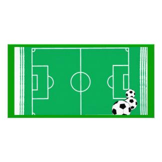 soccer-stadium picture card