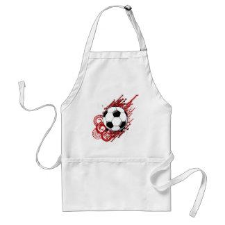 Soccer Standard Apron