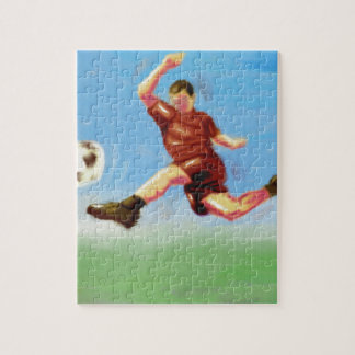 Soccer Star Jigsaw Puzzle