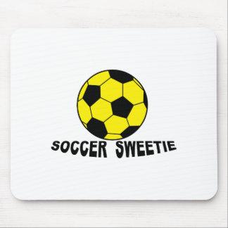 Soccer Sweetie Mousepads