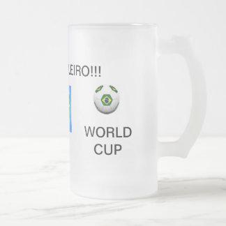 Soccer team Brasil cup Mug