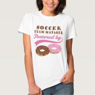 Soccer Team Manager Funny Gift Shirt