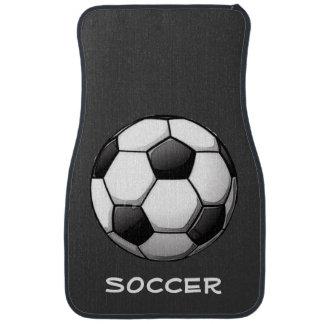 Soccer-Themed Car Mats Floor Mat