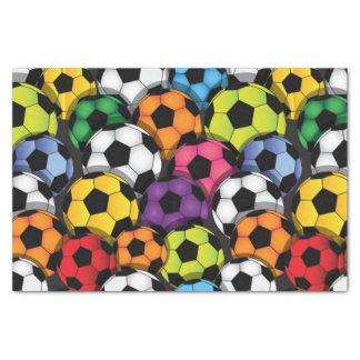Soccer Tissue Tissue Paper
