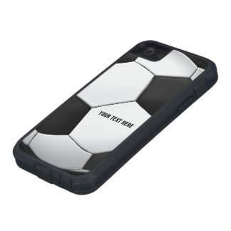 Soccer Tough Xtreme iPhone 5 Case