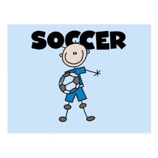 SOCCER Tshirts and Gifts Postcard