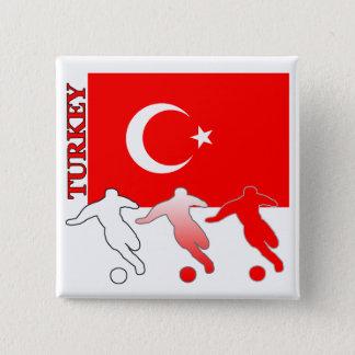 Soccer Turkey Button