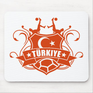 soccer TURKEY Mouse Mat