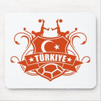 soccer TURKEY Mousepads