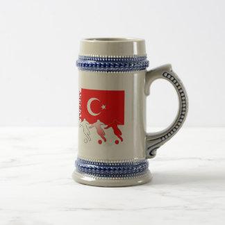 Soccer Turkey Mug