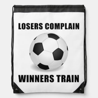 Soccer Winners Train Backpack
