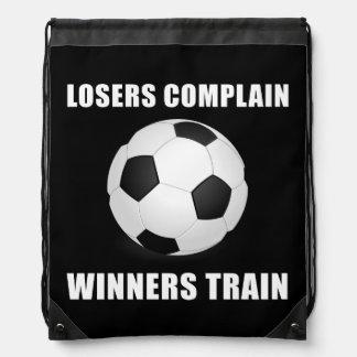 Soccer Winners Train Rucksack