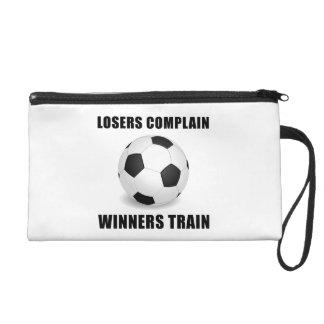Soccer Winners Train Wristlet