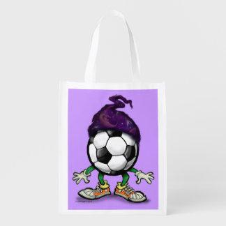 Soccer Wiz Market Tote