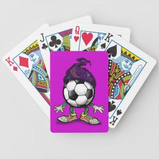 Soccer Wizard Poker Cards