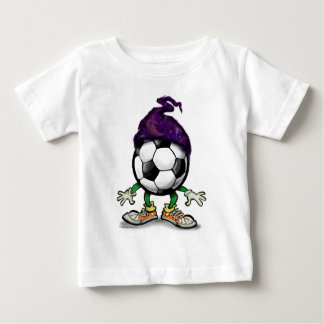 Soccer Wizzard Baby T-Shirt
