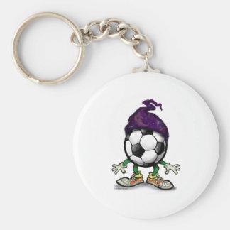Soccer Wizzard Key Ring