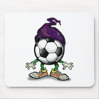 Soccer Wizzard Mouse Pad